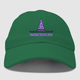 Sorceress Green Witch's Cap