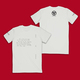 Fall To Pieces Lyric T Shirt (White)