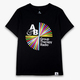 ABGT Radio Women's Black Tee