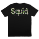 Squid 'Flowers' T-shirt