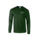 'Only For Dolphins' Forest Green Longsleeve T-Shirt (w/ 'Latin Grammys' Digital Single)