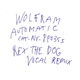 Automatic (feat. Peaches) [Rex The Dog Vocal Remix]