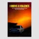 I Drive A Valence
