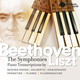 Beethoven: Complete Symphonies transcribed for the piano by Franz Liszt