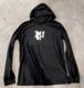 µ25 Black Hooded T-shirt