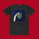 Fall to Pieces artwork T-shirt GREY