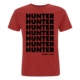Hunter Red Tee
