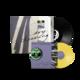 "Black Vinyl & 'Scratchcard Lanyard' 7"""