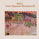 Ravel: Trois Chansons Movement 69
