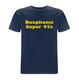 Navy - Super 45 T-Shirt
