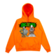 UNLOCKED 1.5 Safety Orange Hoodie