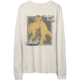 Daddy's Home White Longsleeve