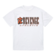 Revenge Athletic Team T-Shirt - White