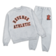 Revenge Athletic Collegiate Tracksuit - Grey