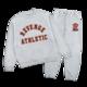 Revenge Athletic Collegiate Tracksuit - Grey