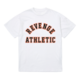 Revenge Athletic Collegiate T-Shirt - White