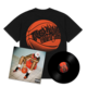 Flu Game LP + T-Shirt Bundle - Black