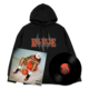Flu Game LP + Hoodie Bundle - Black