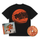 Flu Game CD + T-Shirt Bundle - Black
