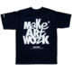 Make Art Work Tee