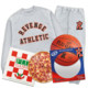 Flu Game Limited Edition LP + Collegiate Tracksuit Bundle - Grey