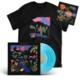 LP Coloured Vinyl + T-Shirt