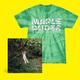Album + t-shirt bundle