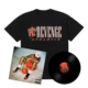 Flu Game LP + Team T-Shirt Bundle - Black