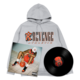 Flu Game LP + Team Hoodie Bundle - Grey