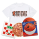 Flu Game Limited Edition LP + Team T-Shirt Bundle - White