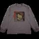 Salvador Long Sleeve T-Shirt (Charcoal)