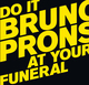 Do It At Your Funeral