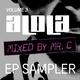 MR C presents aLOLa Vol. 3 EP Sampler