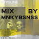 Kitsune Musique Mixed by MNKYBSNSS