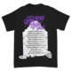 LVCRFT Cemetery Tour 2020 Tee - VIP Edition