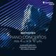 "Beethoven: Piano Concertos Nos. 4, Op. 58 & ""6"", Op. 61a"
