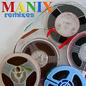 Reinforced Presents Manix Remixes