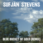 Blue Bucket of Gold