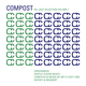 Compost Nu Jazz Selection Vol. 1 - Crossbreed - Gentle Fusion Beats - compiled & mixed by Art-D-Fact and Rupert & Mennert