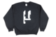 Planet Mu logo sweatshirt