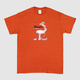 Pye Corner Audio Stasis T-shirt (orange)