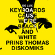 Keyboards Cause We're Black and White (Prins Thomas Diskomiks)